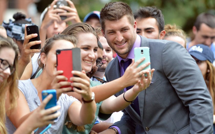 Some Facts about Tim Tebow that Many People Missed This Whole Time