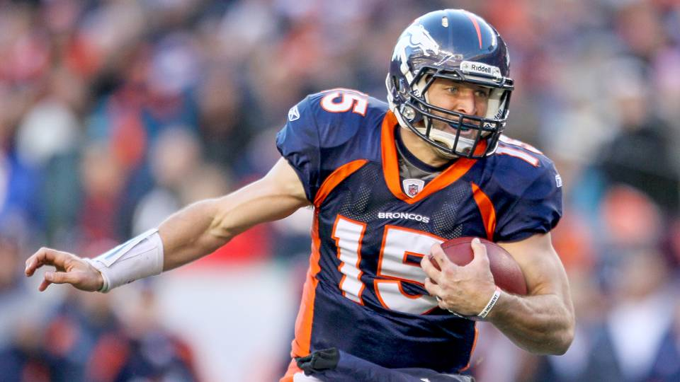 A Brief Past of Tim Tebow as Great NFL Player