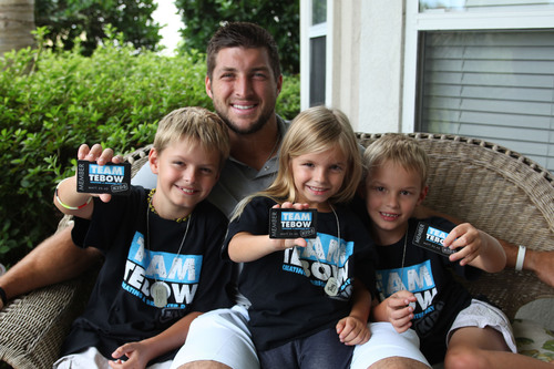 The Tim Tebow Foundation to Help Children Who are in Need