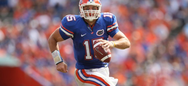 Tim Tebow and His Christiany Faith